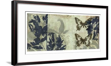 Butterfly Reverie I-Jennifer Goldberger-Framed Art Print