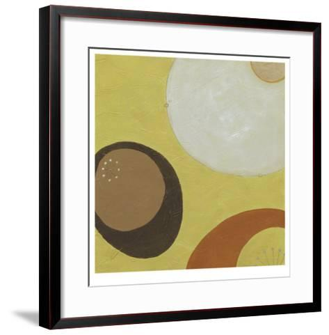 Cosmopolitan III-Erica J^ Vess-Framed Art Print