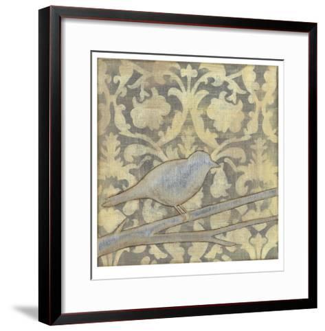 Parlor Melody I-Megan Meagher-Framed Art Print