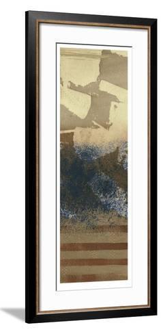 Americana Panel III-Megan Meagher-Framed Art Print