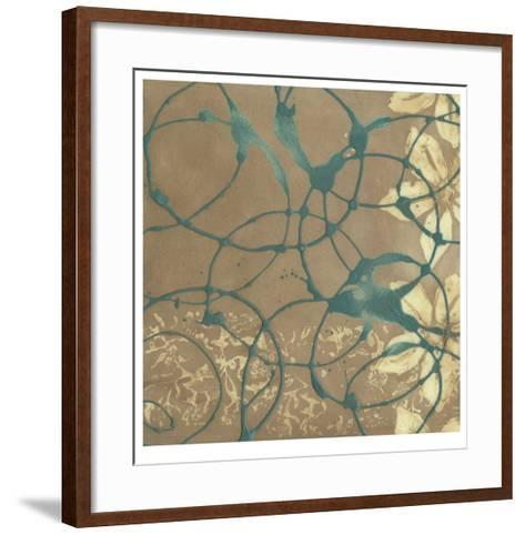 Axis II-Jennifer Goldberger-Framed Art Print