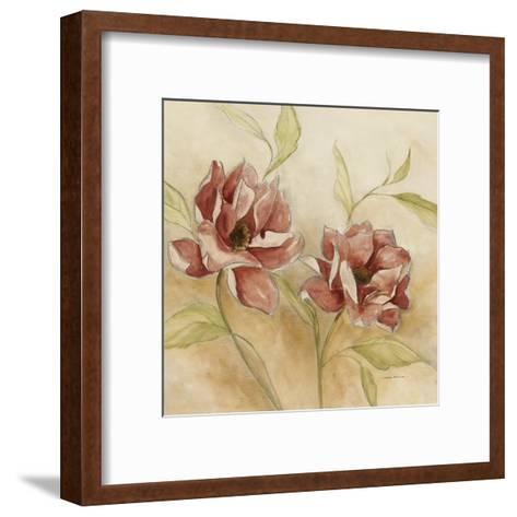 Sweet Scene I-Carol Robinson-Framed Art Print