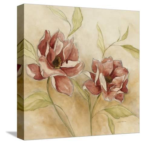 Sweet Scene I-Carol Robinson-Stretched Canvas Print