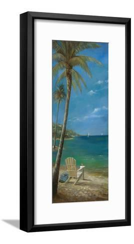 Poetry and Gentle Breezes-Ruane Manning-Framed Art Print