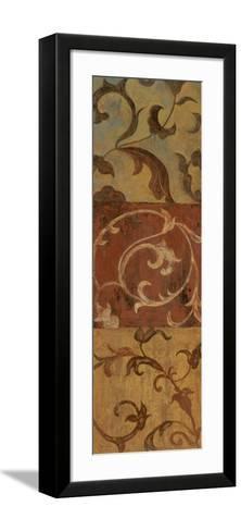 Patina Panel II--Framed Art Print