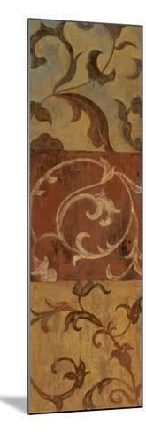 Patina Panel II--Mounted Art Print