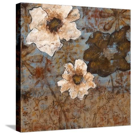 May Flowers II-Katrina Craven-Stretched Canvas Print