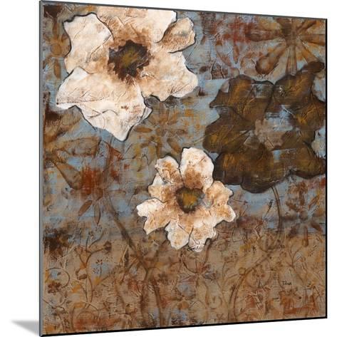 May Flowers II-Katrina Craven-Mounted Art Print