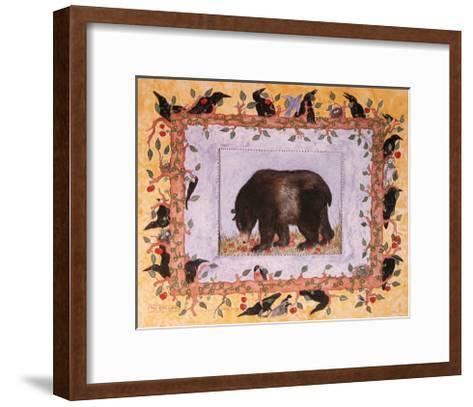The Orchard-Carol Grigg-Framed Art Print
