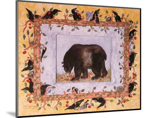 The Orchard-Carol Grigg-Mounted Art Print