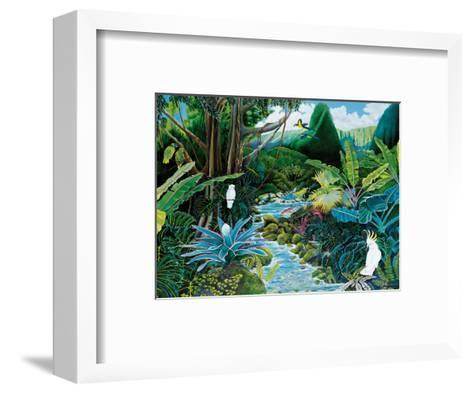 Iao Valley, Maui, Hawaii-Ari Vanderschoot-Framed Art Print