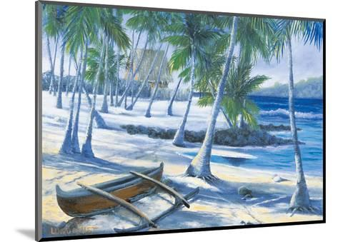 City of Refuge, Big Island, Hawaii-Dawn Lundquist-Mounted Art Print