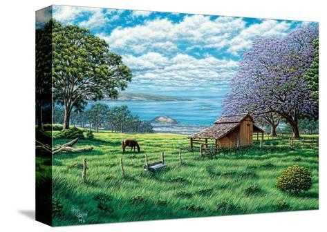 Ulupalakua, Upcountry Maui, Hawaii-Hans Olson-Stretched Canvas Print