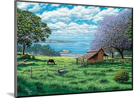 Ulupalakua, Upcountry Maui, Hawaii-Hans Olson-Mounted Art Print