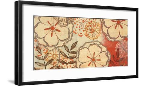 Warm Summer Day I-Kate Birch-Framed Art Print