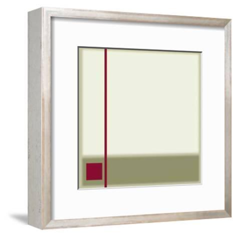 Green Style II-Lee Burd-Framed Art Print