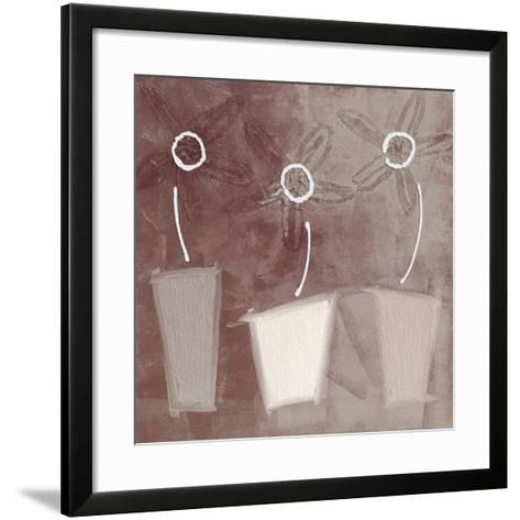 Chocolate Melody III-Lindsay Hill-Framed Art Print