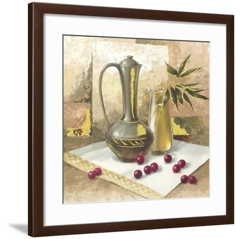 Still Life II-Babivec Vjaceslav-Framed Art Print