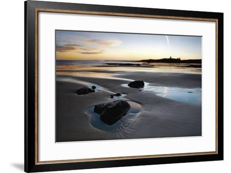 Twilight Waters-Nadia Isakova-Framed Art Print