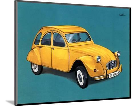 Car I- Conto-Mounted Art Print