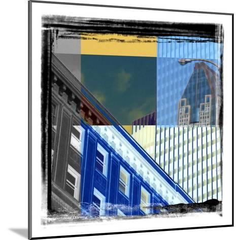 Skycrapers Frame-Jean-Fran?ois Dupuis-Mounted Art Print
