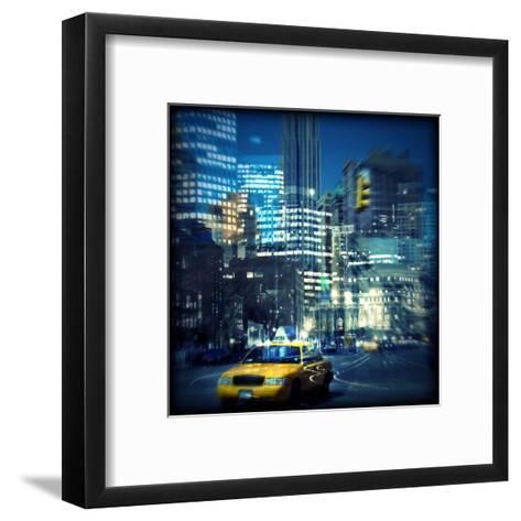 Night Move-Jean-Fran?ois Dupuis-Framed Art Print