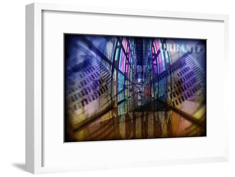 Urbanity III-Jean-Fran?ois Dupuis-Framed Art Print