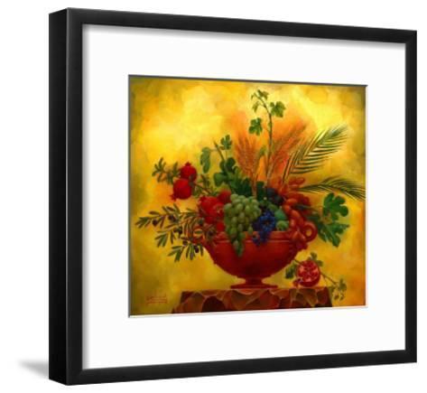 Seven Species-Deborah Kotovsky-Framed Art Print