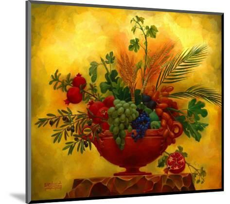 Seven Species-Deborah Kotovsky-Mounted Art Print