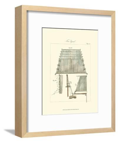 Nautical Details I--Framed Art Print