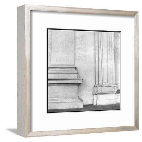 Enduring Composition IV-Laura Denardo-Framed Art Print