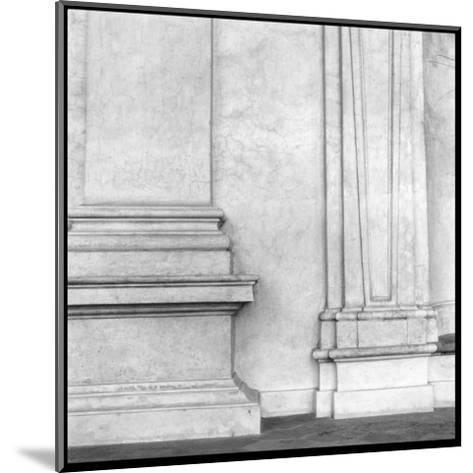 Enduring Composition IV-Laura Denardo-Mounted Art Print