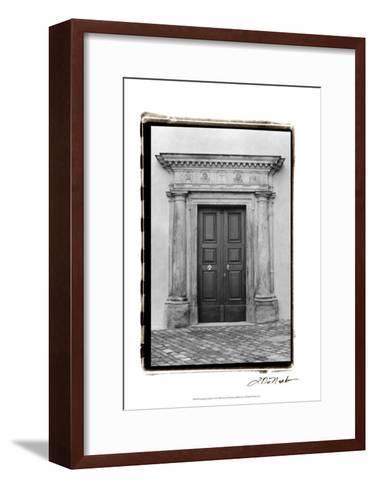 Enduring Qualities III-Laura Denardo-Framed Art Print