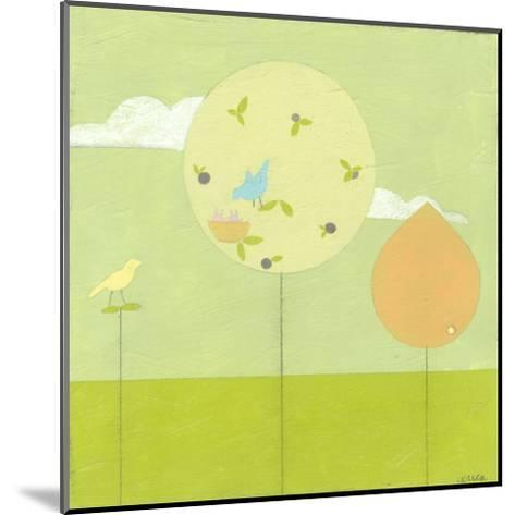 Lollipop Forest II-Erica J^ Vess-Mounted Art Print