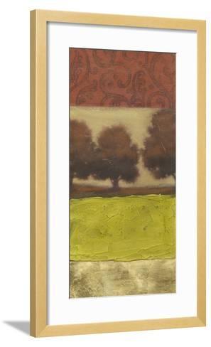 Four-Panel Landscape I--Framed Art Print