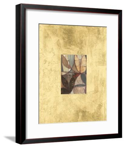 Gold Thought of You I--Framed Art Print
