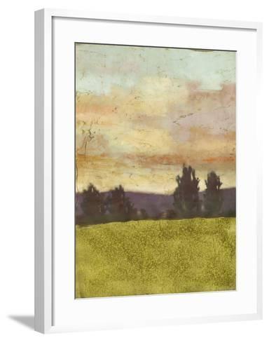 Vibrant Sunset II--Framed Art Print