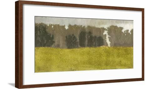 Tuscan Field I--Framed Art Print