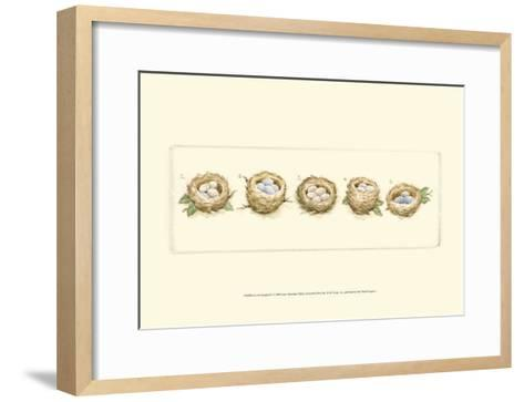 Life of a Songbird V-Nancy Shumaker Pallan-Framed Art Print