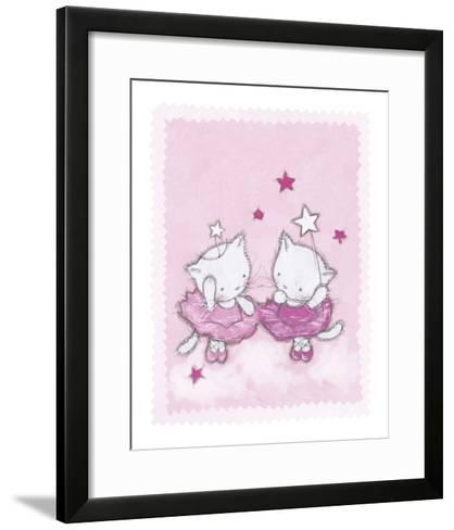 Children's World V-Annabel Spenceley-Framed Art Print