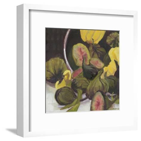 Figs II-Silvia Rutledge-Framed Art Print