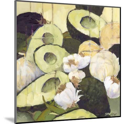 Avocados II-Silvia Rutledge-Mounted Art Print