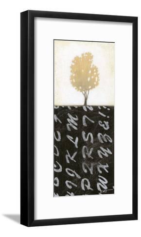 Nature's Diary I-Norman Wyatt Jr^-Framed Art Print