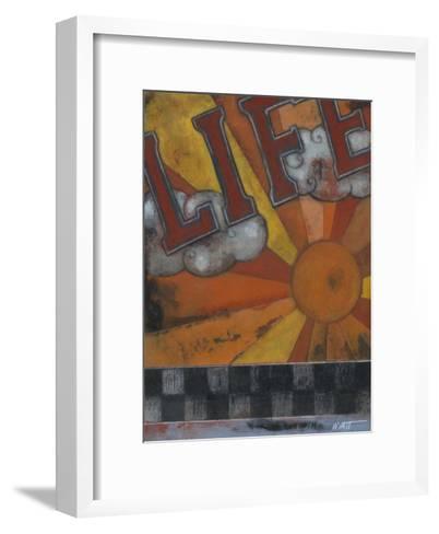Life Inspires-Norman Wyatt Jr^-Framed Art Print