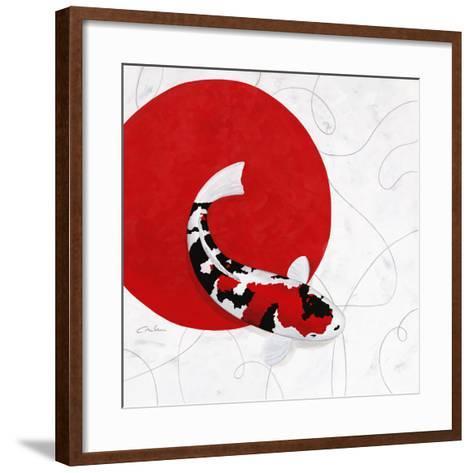 Red Point Showa-Nicole Gruhn-Framed Art Print