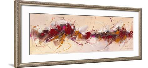 Effluves-V?ronique Ball-Framed Art Print