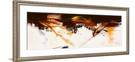Violino III-Isabelle Zacher-finet-Framed Art Print