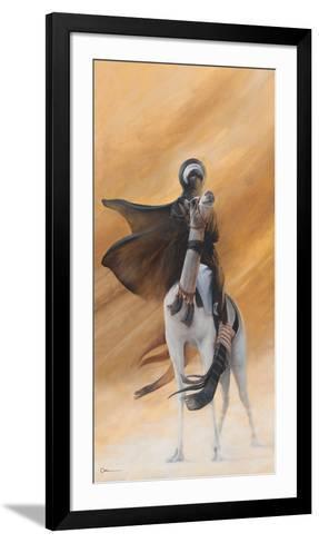 Sirocco-C?dric Cazal-Framed Art Print