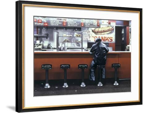 Franks-Max Ferguson-Framed Art Print