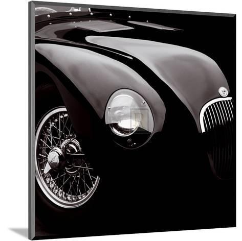 Jaguar C-Type-Retro Classics-Mounted Art Print